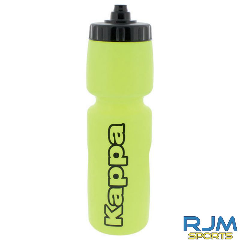 GF Kappa Anita Water Bottle Yellow Fluo