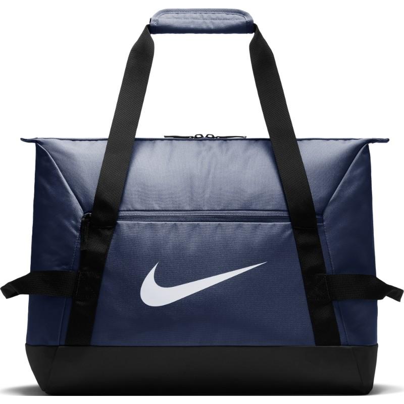 460e651b92e3 Nike Bag Club Team Duffel Small Midnight Navy Black (White)