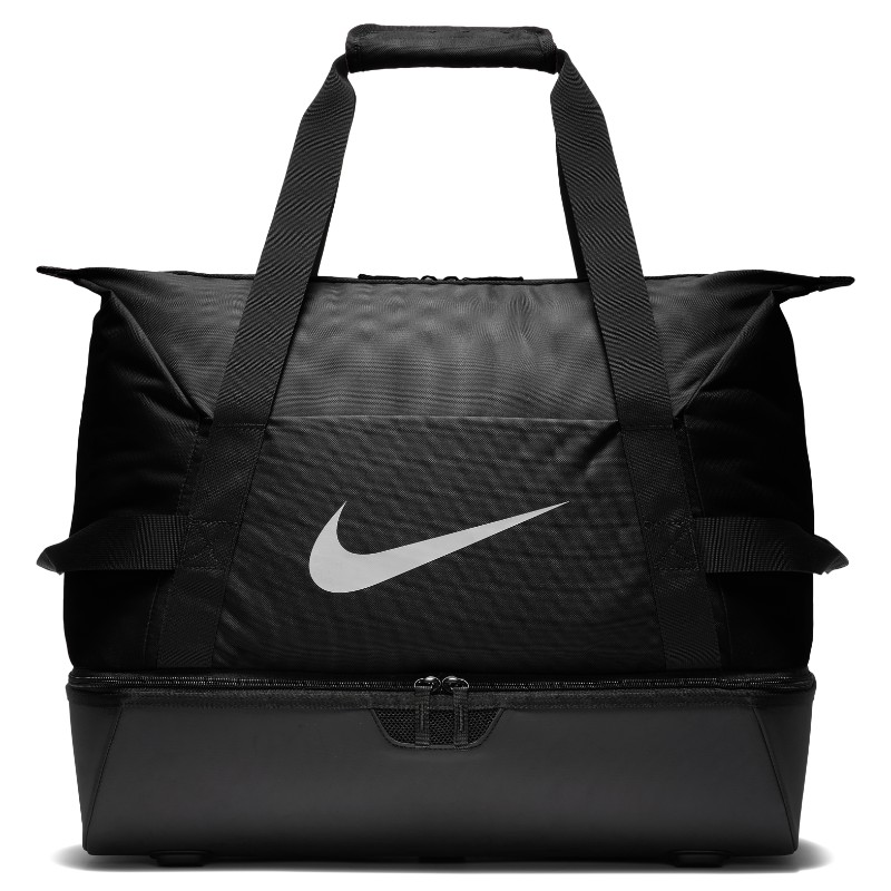 78450f6e2300 Nike Bag Club Team Handcase Large Black Black (White)
