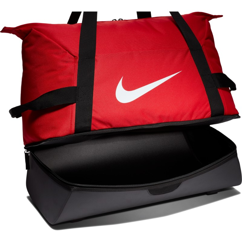 5f24947cfa9c Nike Bag Club Team Handcase Large University Red Black (White)