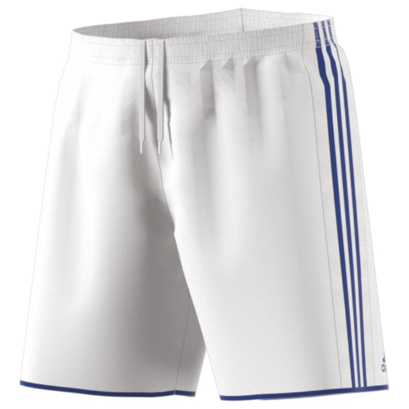 Adidas Shorts - Tastigo 17 White Bold Blue • RJM Sports b211dadd11a4