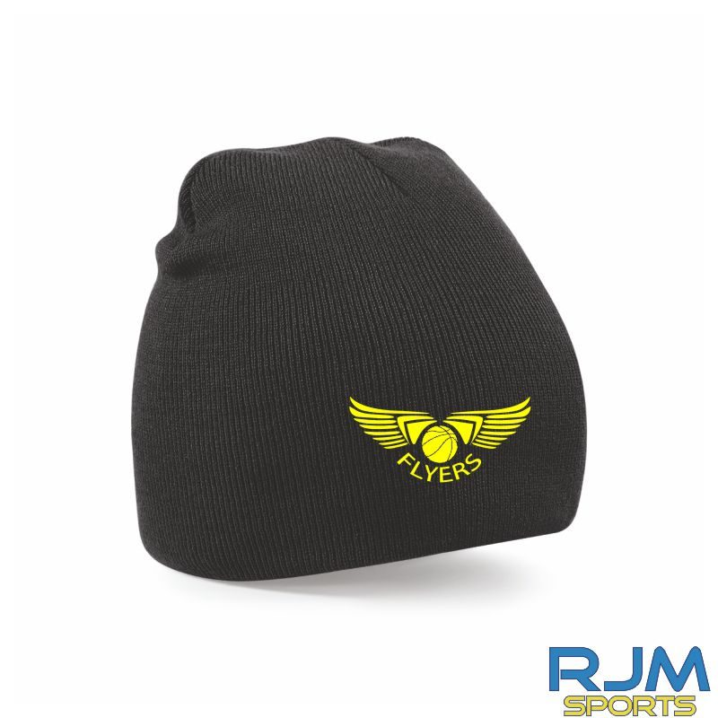 GF Beanie Hat Black