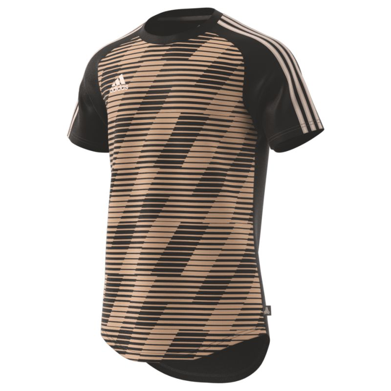 afad0a85d68a Adidas Match Jersey - Tango Team 18 Black • RJM Sports