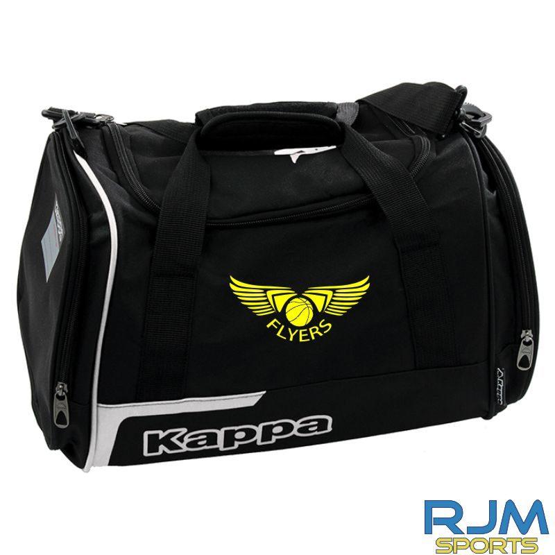 GF Kappa Borzino 25L Sports Bag Black