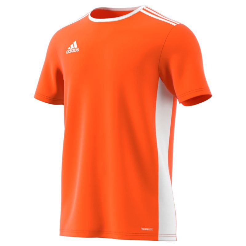 Adidas Entrada 18 Short Sleeve Match Shirt