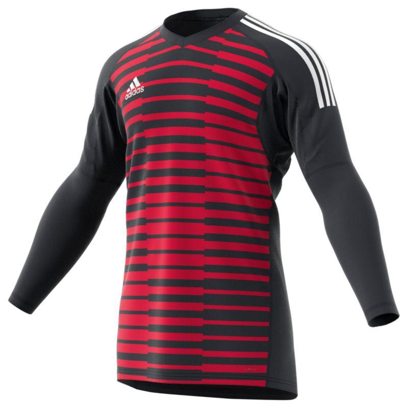 Adidas Goalkeeper Jersey - Adipro 18 GK Dark Grey Unity Pink White ... fb193fa05