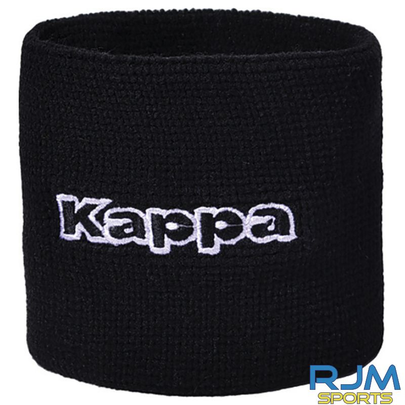 GF Kappa Gaeta Wristband Black