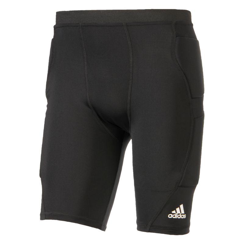 dbce558b50d Adidas Goalkeeper Apparel - GK Tights Black • RJM Sports