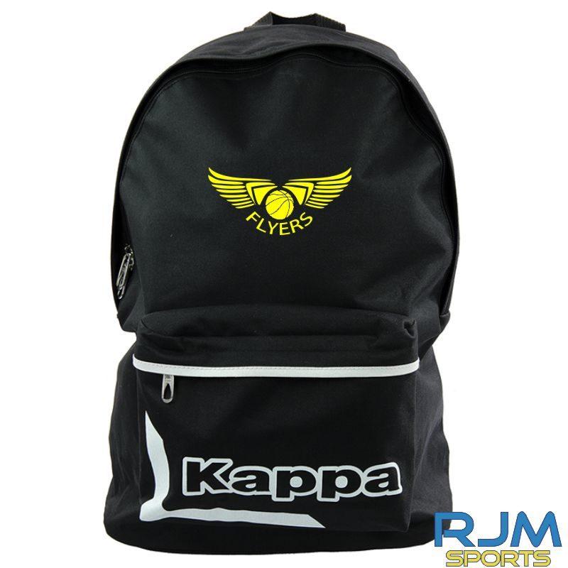 GF Kappa Veska Backpack Black