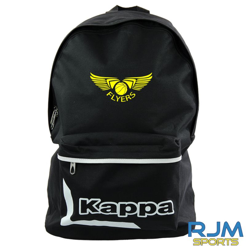 GF Kappa Veska Backpack Black