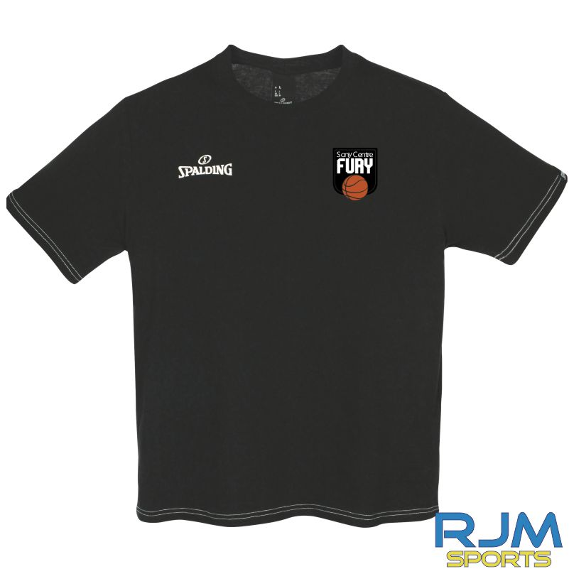 Falkirk Fury Team II T-Shirt Black
