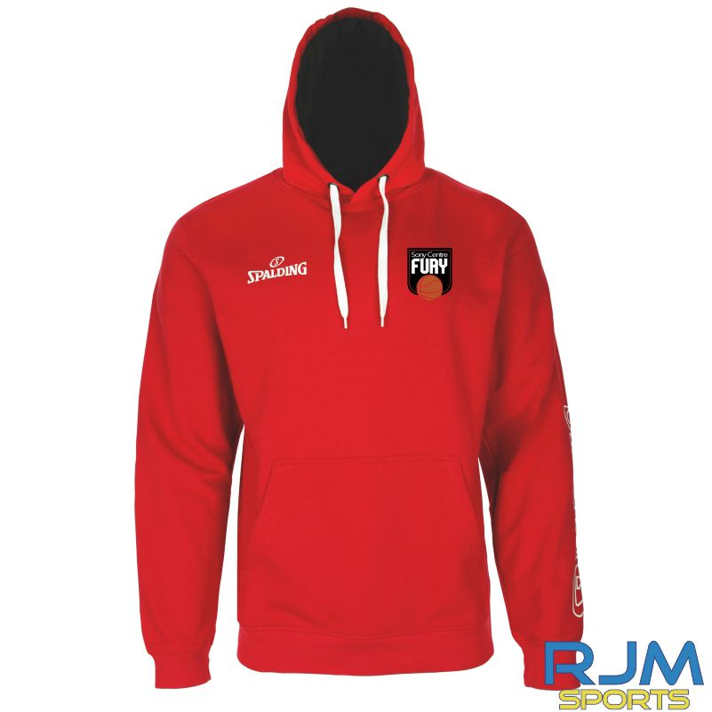Falkirk Fury Team II Hoody Red