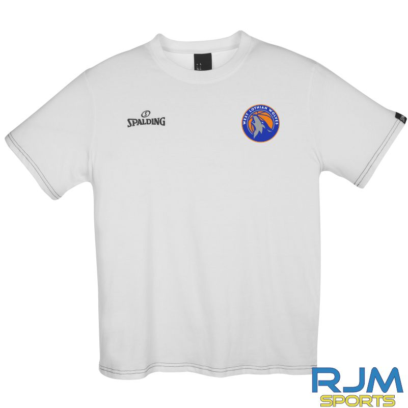 WLW Spalding Team II T-Shirt White