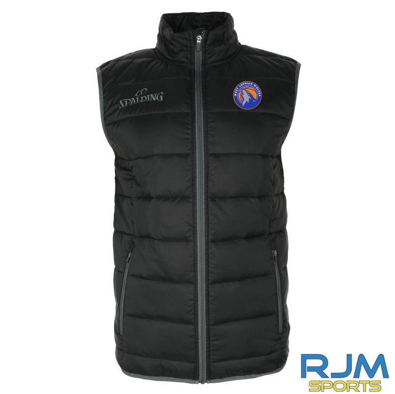WLW Padded Vest Black