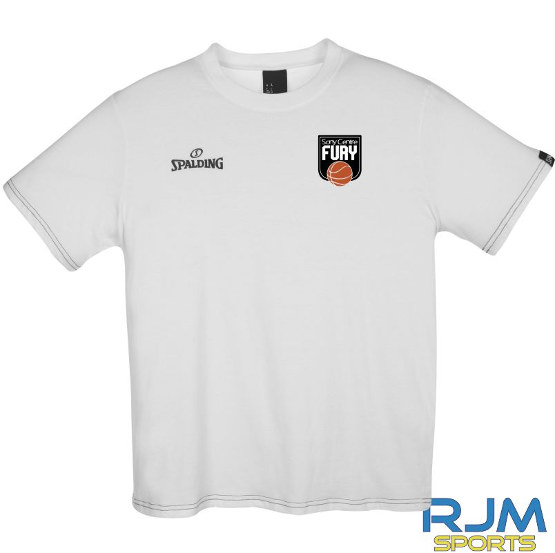 Falkirk Fury Team II T-Shirt White