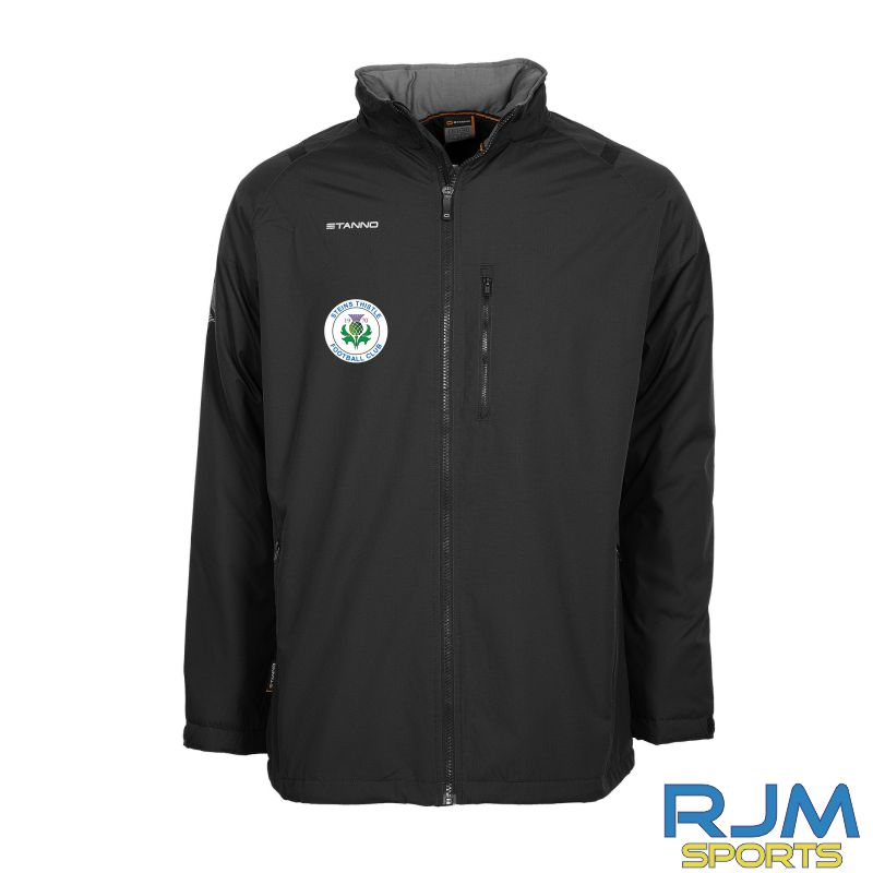 Steins Thistle Stanno Centro All Season Jacket Black