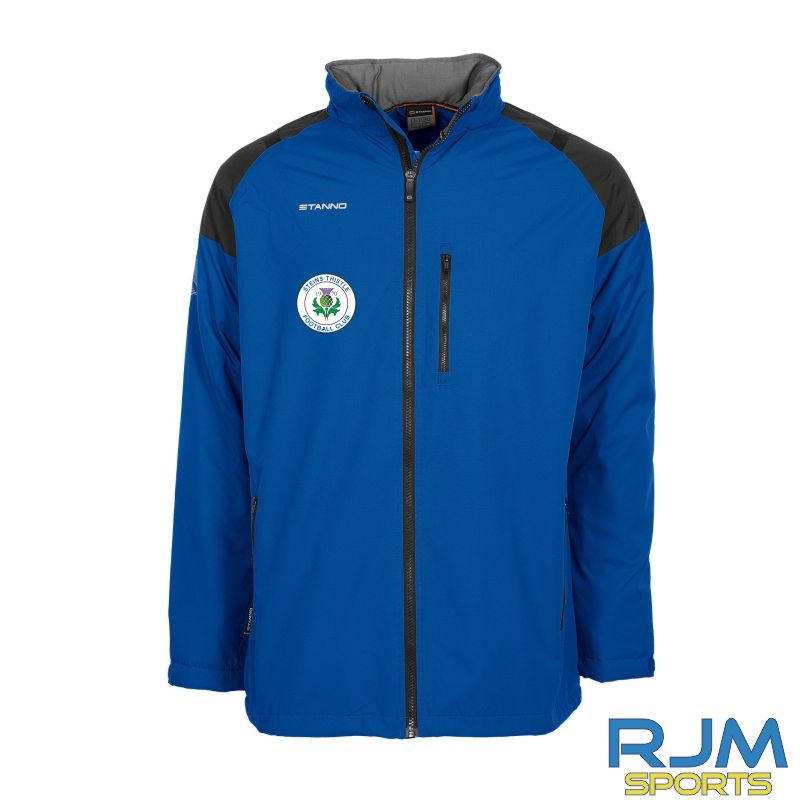 Steins Thistle Stanno Centro All Season Jacket Royal Black