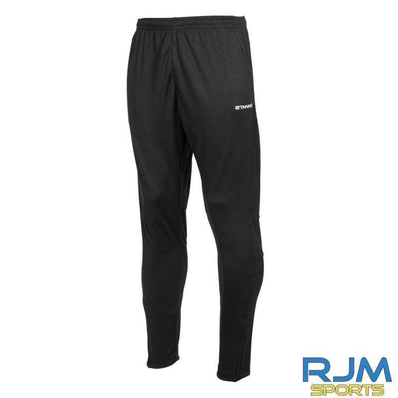 Steins Thistle Stanno Centro Fitted Coaches Training Pants Black