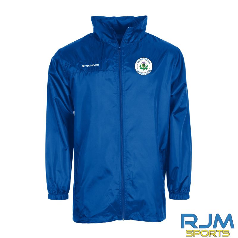 Steins Thistle Stanno Field All Weather Jacket Royal