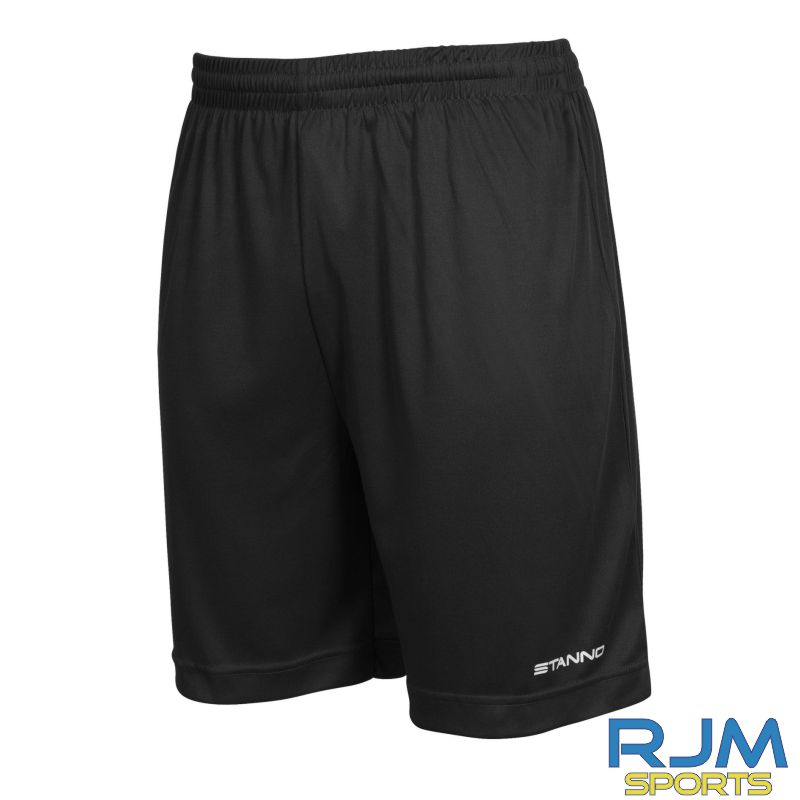 Steins Thistle Stanno Field Coaches Training Shorts Black