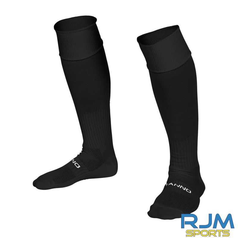 Steins Thistle Stanno Park Coaches Training Socks Black