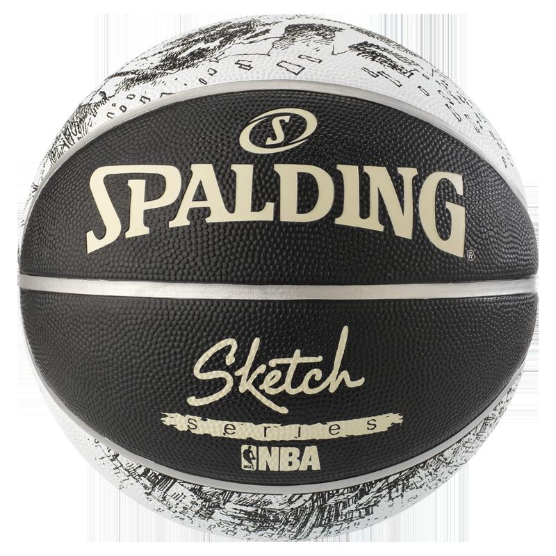 Spalding NBA Sketch Swoosh