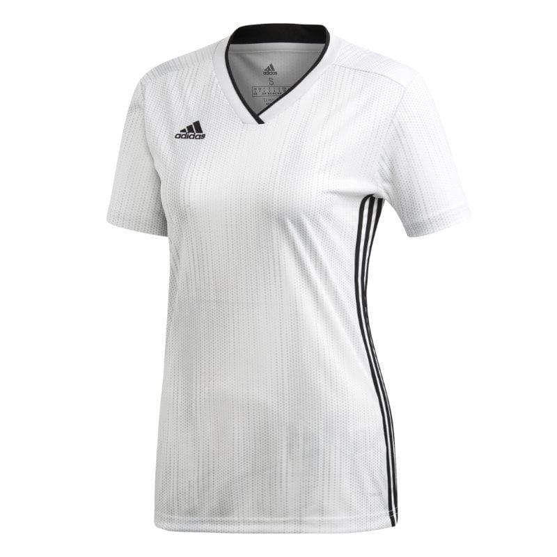 Adidas Tiro 19 Short Sleeve Womens Shirt