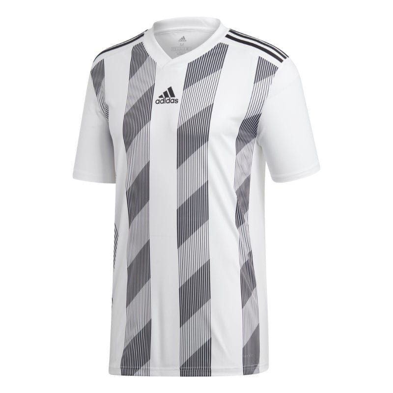 Adidas Striped 19 Short Sleeve Match Shirt