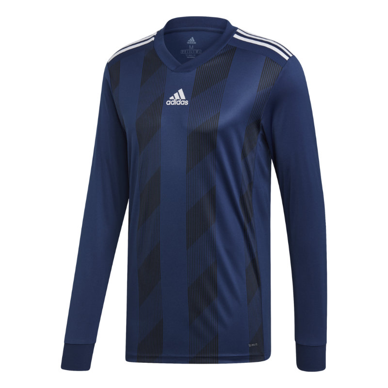 Adidas Striped 19 Long Sleeve Match Shirt