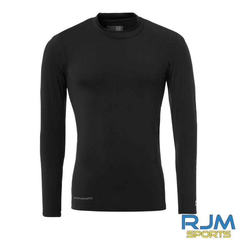 Cumbernauld Colts Uhlsport Distinction Colors Baselayer Black