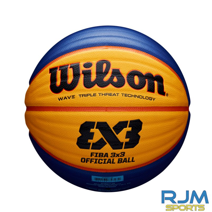 Basketball England Wilson FIBA 3V3 Official Basketball Game Ball
