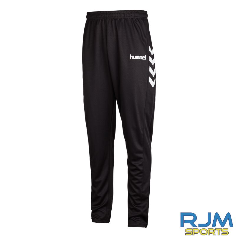 Kilsyth Community Hummel Core Poly Pants Black