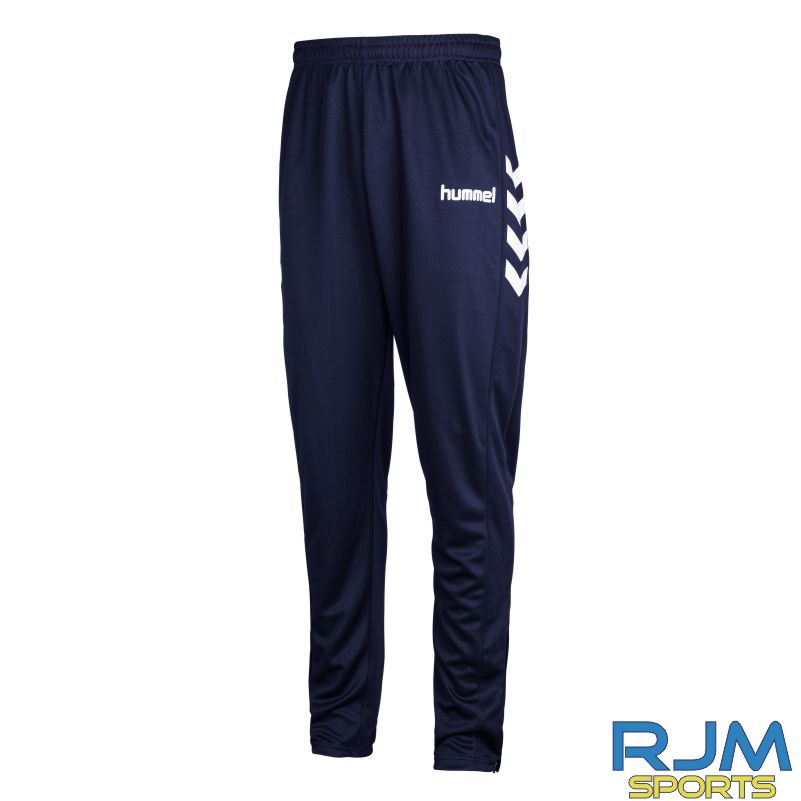 Kilsyth Community Hummel Core Poly Pants Marine