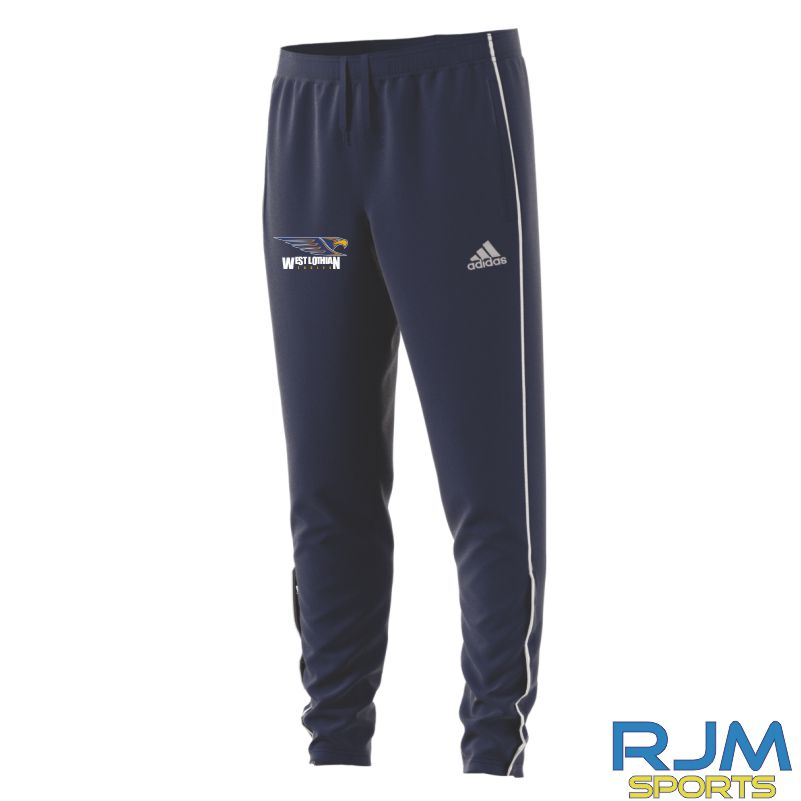West Lothian Eagles Adidas Core 18 Training Pants