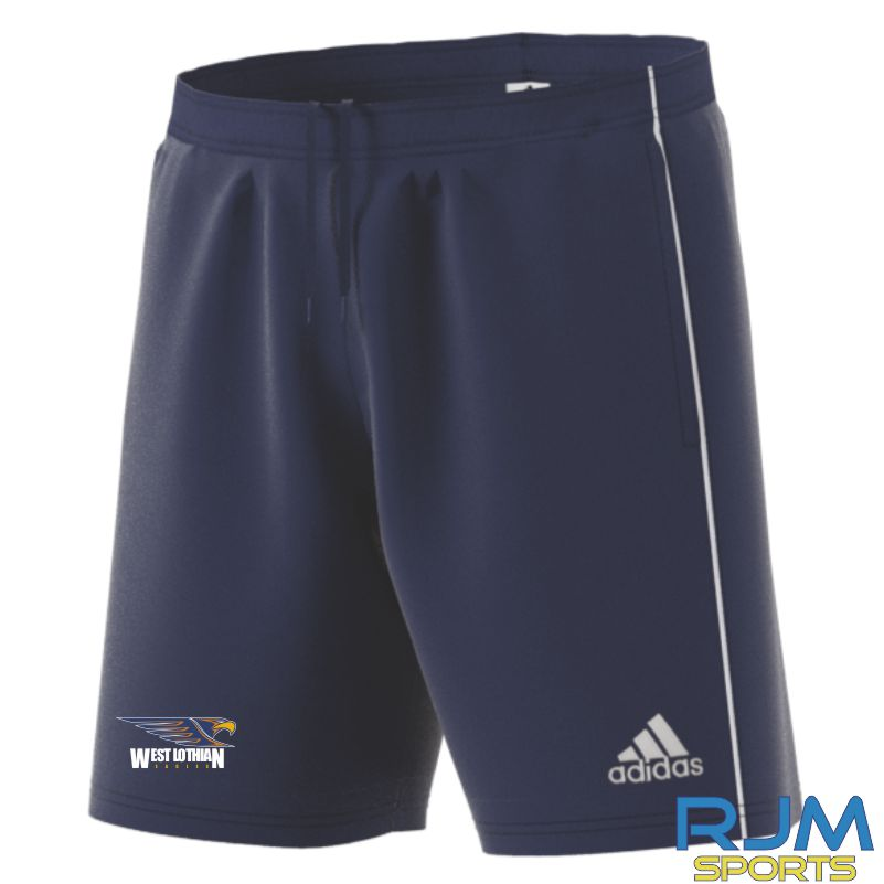 West Lothian Eagles Adidas Core 18 Training Shorts