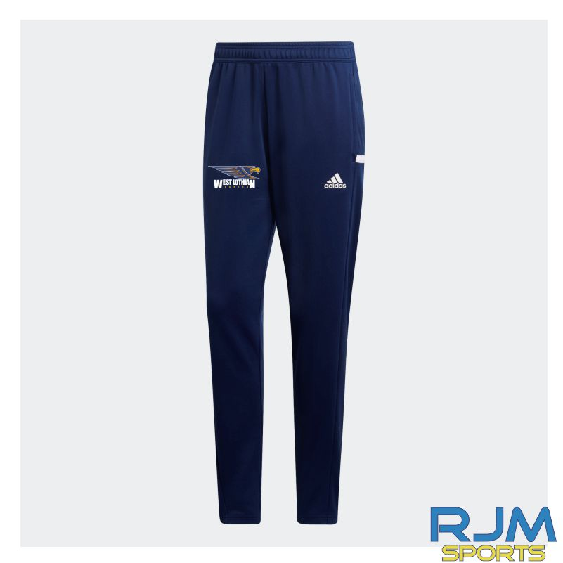 West Lothian Eagles Adidas Team 19 Womens Track Pants