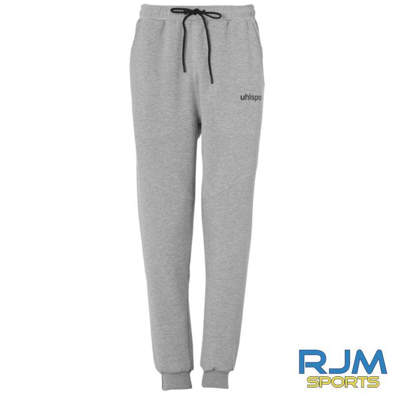 Stenhousemuir FC Uhlsport Essential Pro Pants Dark Grey Melange
