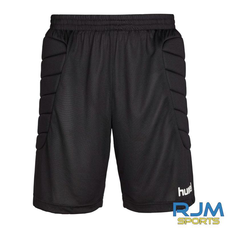 Dunblane Soccer Club Hummel Essential GK Shorts Black