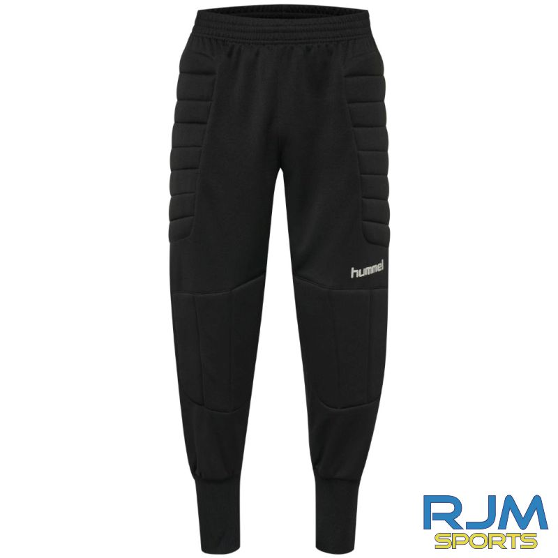 Dunblane Soccer Club Hummel Classic GK Pants Black
