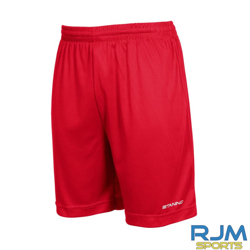 Dunipace FC Stanno Field Away Shorts Red