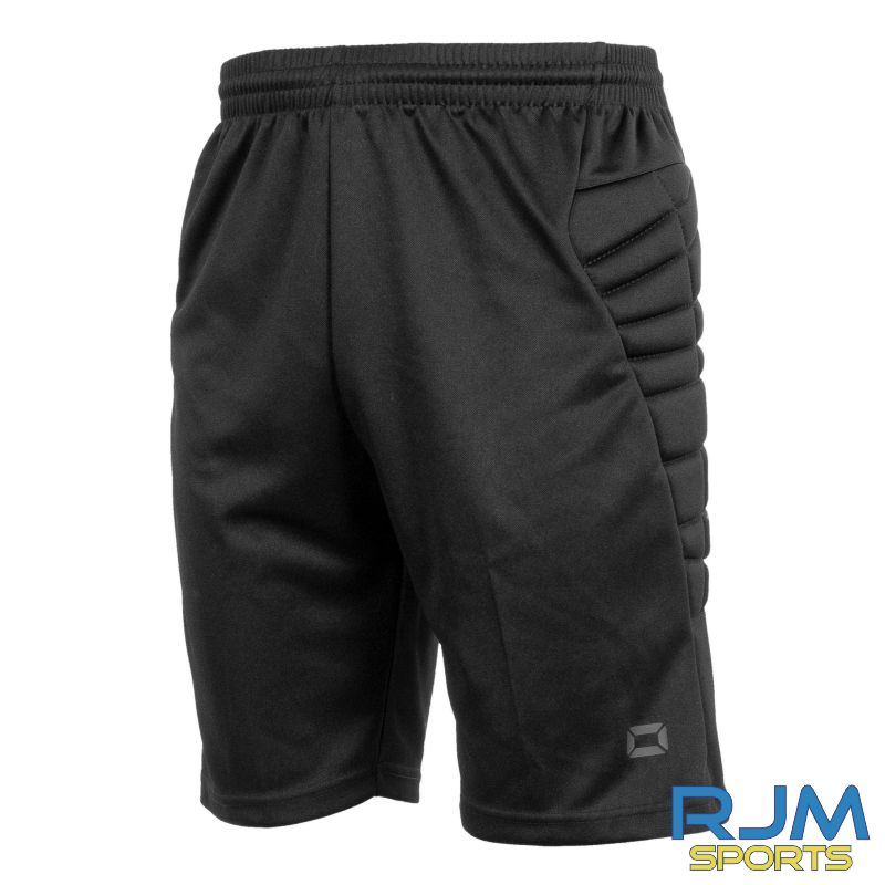 Dunipace FC Stanno Swansea GK Shorts Black