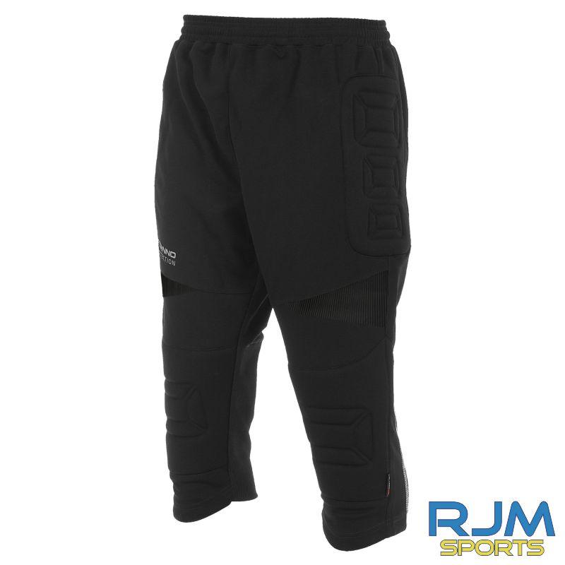 Dunipace FC Stanno Brecon 3/4 GK Pants Black