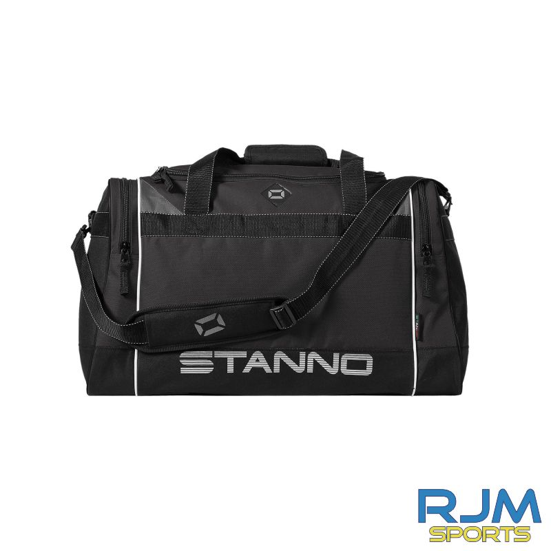 Dunipace FC Stanno Murcia Excellence Sports Bag Black