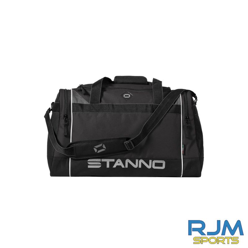 Dunipace FC Stanno Sevilla Excellence Sports Bag Black