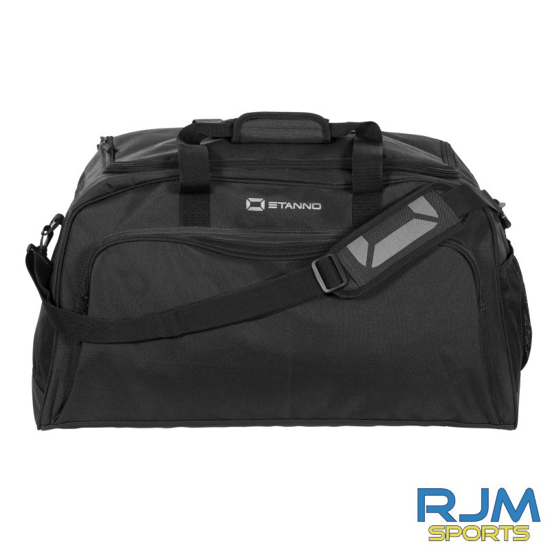 Dunipace FC Stanno Loreto Sports Bag Black