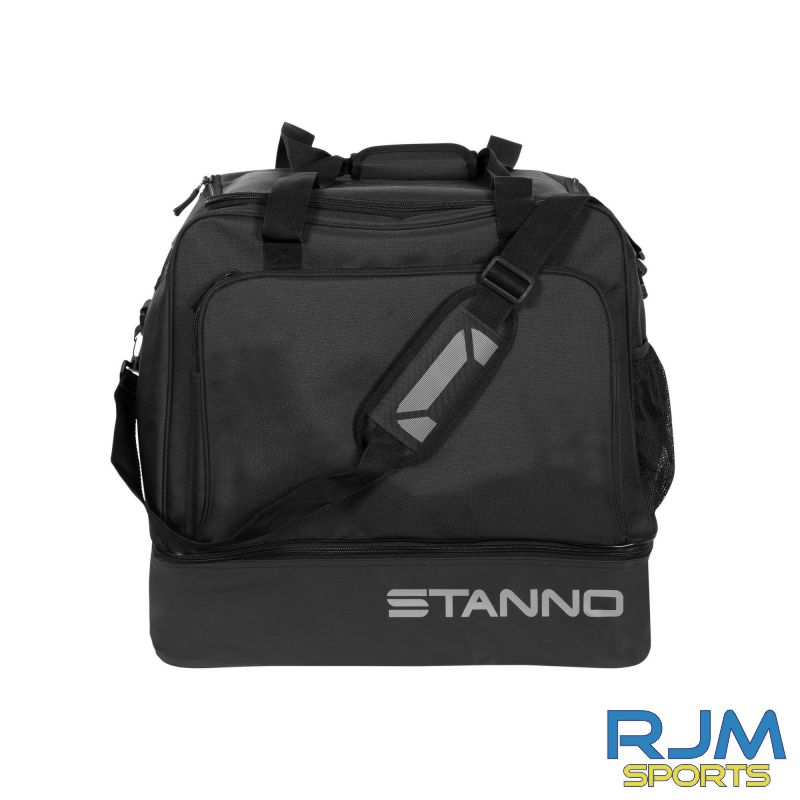 Dunipace FC Stanno Pro Bag Prime Black