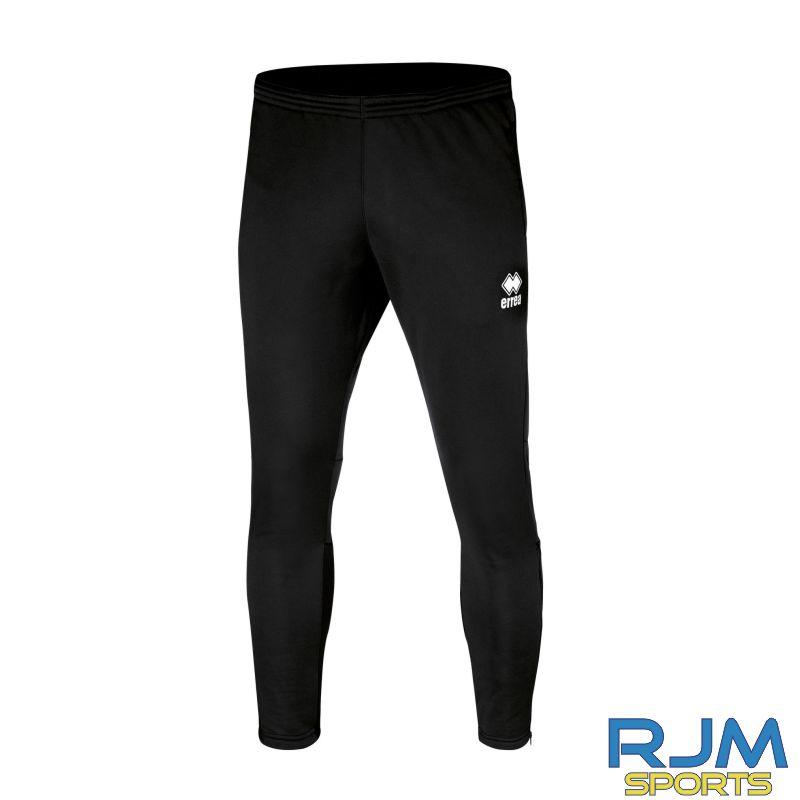 Gairdoch United Errea Key Pants Black/White