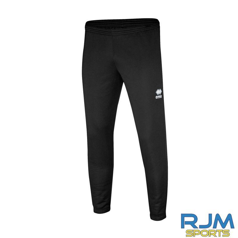 Gairdoch United Errea Nevis Training Pants Black