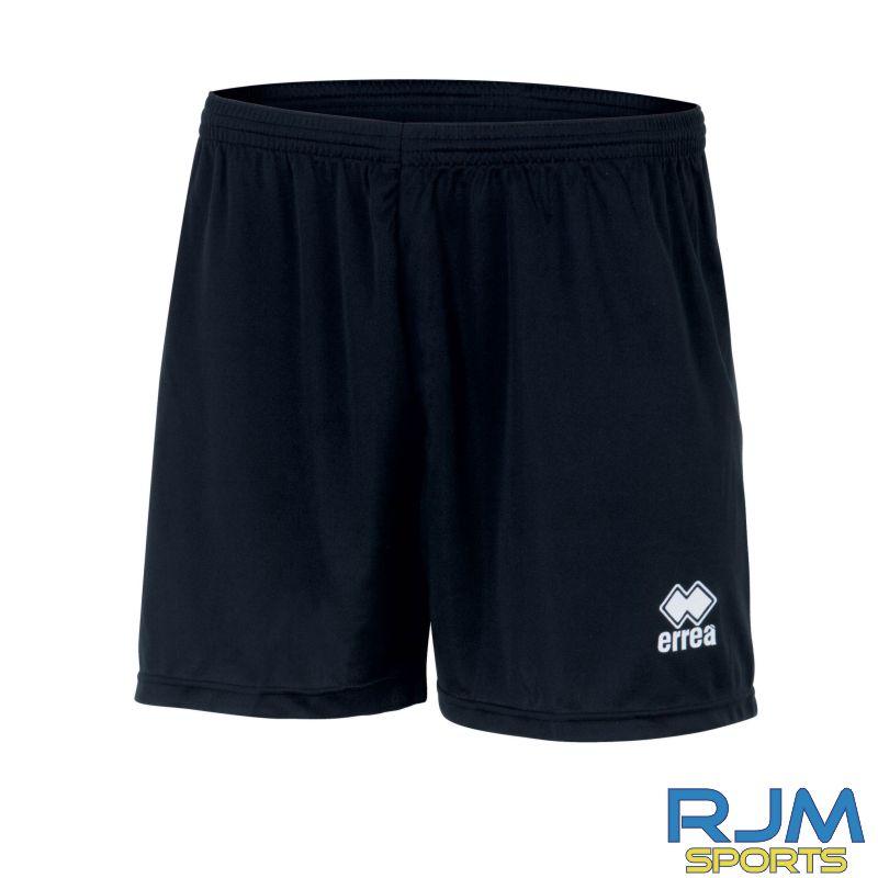 Gairdoch United Errea New Skin Training Shorts Black