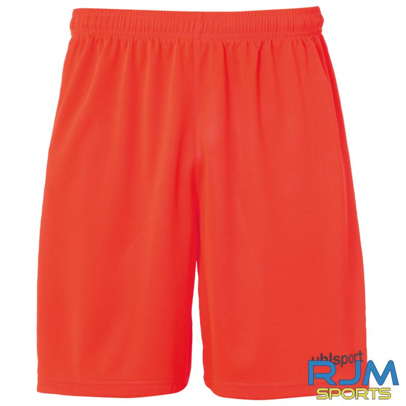 Milton FC Uhlsport Centre Basic Shorts Red/White